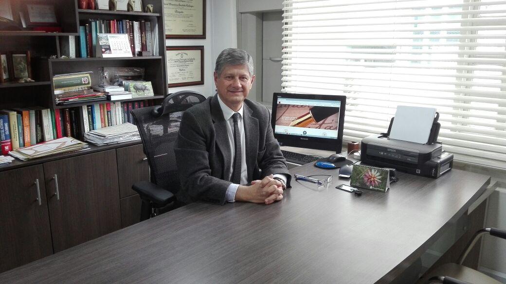 Daniel Bautista Zuluaga, Notario 15 del Círculo de Bogotá, D.C.