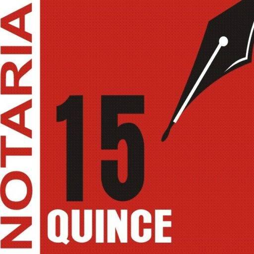 Notaria 15 Bogotá
